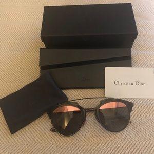"""Dior """"Diorsoreal"""" sunglasses"""